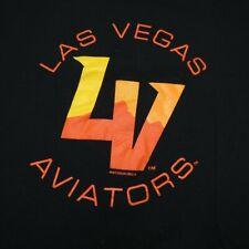LAS VEGAS LV AVIATORS LV 51's 51s MINOR LEAGUE BASEBALL TEE T SHIRT Sz Mens L