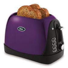 Oster TSSTTRJBP1-NP Jelly Bean 2-Slice Toaster Purple