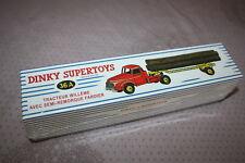 Dinky Toys Atlas 36 A Tracteur Willème semi remorque Fardier Neuf boîte