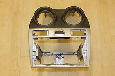 GENUINE FORD FIESTA MK6 ST150 2.0L SILVER AUDIO RADIO FASCIA SURROUND 2002-2008