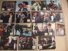 DER TOLLKÜHNE JOCKEY Aushangfotos Lobbycards JERRY LEWIS Dean Martin 1953