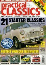 Practical Classics Magazine 2004 December V8 Ford Cortina MKI BMW 3 Series 4421F
