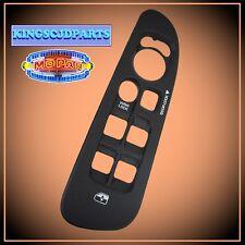 BEZEL DRIVERS DOOR POWER WINDOW LOCK SWITCH 02-05 RAM 1500 2500 3500 MOPAR OEM