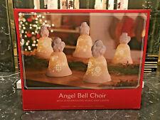 Hallmark Angel Bell Choir Free Priority Shipping Mib