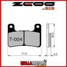 ZX1000 E8-9 2008-2010 45T00401 PASTIGLIE FRENO ZCOO ANTERIORE T004 EX C KAWASAKI ZX-10 R NINJA