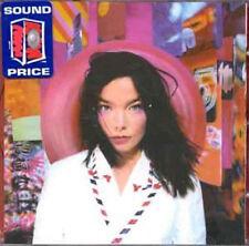 CD de musique rock pour Pop Björk