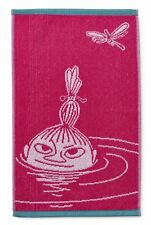 Moomin Hand Towel Little My Pink 30 x 50 Finlayson