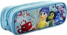 INSIDE OUT LIGHT BLUE PENCIL CASE CARRYING CASE-BRAND NEW WITH TAGS!