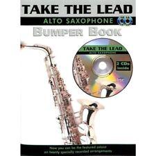 Take The Lead - Bumper Book - Altsaxophon Noten [Musiknoten]
