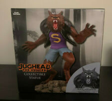 ARCHIE COMICS JUGHEAD THE HUNGER BLACK & WHITE STATUE SDCC EXCLUSIVE LE 17/50