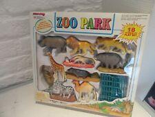 newRay  David Halsaill toy  dieren park