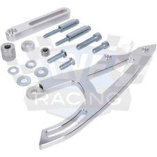 Ford 289 302 351W Saginaw Power Steering Bracket Billet Aluminum SBF V-Belt