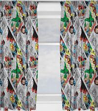 Marvel Avengers Curtains 72s - Retro