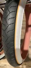 "26"" x 3.0 Wonder Beach Cruiser Fat Bike Bicycle Tire black/ white walls"