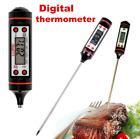 Digital Thermometer For Kitchen Probe Food Cooking BBQ Meat Steak Turkey Wine F9