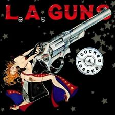 L.A. Guns - Cocked & Loaded - CD Neuf sous Blister