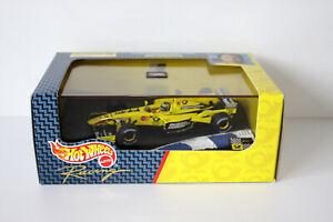 Jordan Honda EJ10 Formel 1 Edition 2000 Hot Wheels H.-H. Frentzen 1:43 OVP