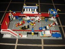 Lego 6395 VICTORY LAP RACEWAY *1988 CLASSIC* Complete w/ instructions