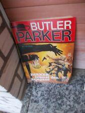 Butler Parker Heft Nr. 271: Parker bremst den Zampano