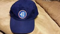 Chicago Cubs Lou Piniella Stadium Giveaway Baseball Hat #41 Patch Brand New SGA
