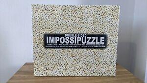 Scramble - Double Sided Impossipuzzle - 500 Piece Jigsaw - 68 x 48 cm - New