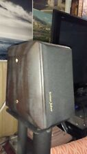 Sanus Faber Toy monitor speakers - small - Leather - amazing VGC