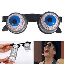 Eye Dropping Eyeball Glasses Horror Terror Scary Party Prank Funny Joke