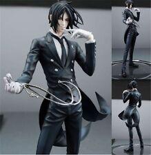 "Anime Black Butler Kuroshitsuji  Sebastian Michaelis 8"" PVC Figure W Retail Box"