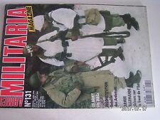 **ac Armes Militaria Magazine n°131 Char Mark I / Britannique en Italie 43-45