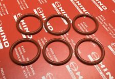 Hino OEM Injector cup sleeve seal set J08E 2005-2019   238 258 268 268A 338