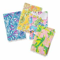 """Lilly Pulitzer For Target 4pk 20""""x20"""" Cotton Napkin Set - BRAND NEW! Lily"""