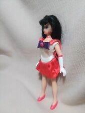 Sailor Moon - Sailor Mars 5� miniature doll - excellent Used condition