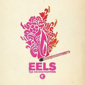 """EELS The Deconstruction limited edition yellow vinyl double 10"""" LP NEW/SEALED"""