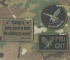 FBI Hostage Rescue Team HRT TRAINING AFGHAN POLICE ACADEMY SET: item #1 + item#2