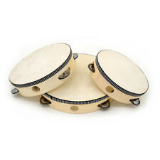 More details for musical instruments tambourine drum children educational tambourine 6