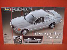 Revell ® 07158 Mercedes-Benz 560 SEC Premium 1:24