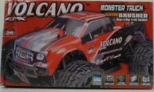 Redcat Racing 1/10 Volcano EPX 4WD Monster Truck Brushed RTR, Red RER05925