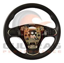 2005-2013 C6 Corvette Genuine GM Leather Manual Steering Wheel Black Stitching