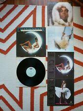 Donna Summer Four Seasons Of Love Vinyl UK 1976 LP & Calendar Giorgio Moroder