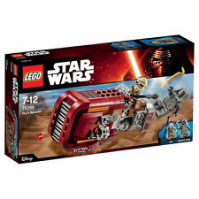 75099 Lego Star wars Rey's Speeder