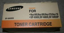 Samsung SF-6800D6 toner cartridge new genuine SF-6900 SF-6800 MSys