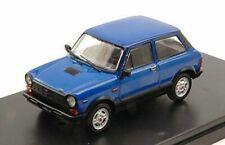 AUTOBIANCHI A112 ABARTH 1980 BLUE PREMIUM X PRD577 1/43 METAL ITALIA BLAU
