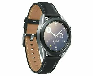 Samsung Galaxy Watch 3 41mm LTE SM-R855 - Mystic Silver (Brand new never opened)