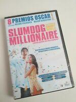 dvd  SLUMDOG MILLIONAIRE ( precintado nuevo )de danny boyle