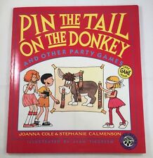 Pin the Tail on the Donkey: And Other Party Games Boo