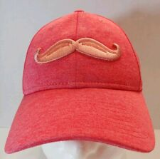 LEXINGTON LEGENDS MUSTACHE LOGO MINOR LEAGUE BASEBALL PINK WOMENS CAP KY