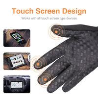 Winter Cycling Ski Outdoor Gloves For Men Women Touch Screen Waterproof Warm USA