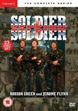 Soldier Soldier The Complete Series 5027626282141 DVD Region 2