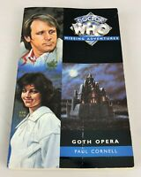 Doctor Who Missing Adventures ~ Goth Opera by Paul Cornell (1995, Mass Market)