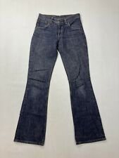 LEVI'S 525 BOOTCUT Jeans - W27 L32 - Navy - Great Condition - Women's